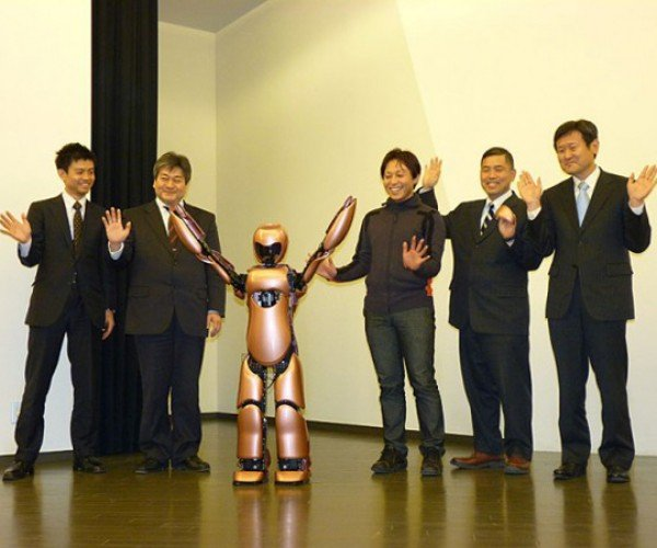 Humanoid Robots to Go on Sale: Skynet Coming Soon
