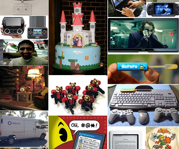 Technabob's Most Popular Posts of 2009