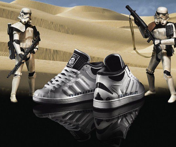 Adidas Star Wars: Force Milk Franchise!
