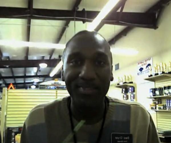Is This Hp Webcam Racist?