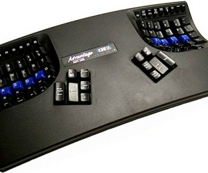 Kinesis Advantage Keyboard Looks Weird, Feels Right, Priced Wrong