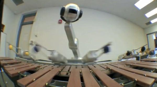 Shimon-Musical-Robot