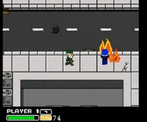 Protect Your Giant Head in 8-Bit Left 4 Dead