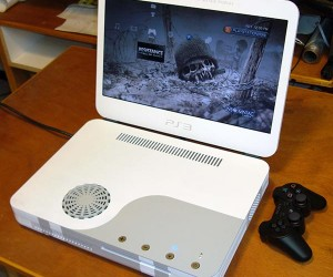 PS3 Slim Laptop by Ben Heck for Sale on Ebay