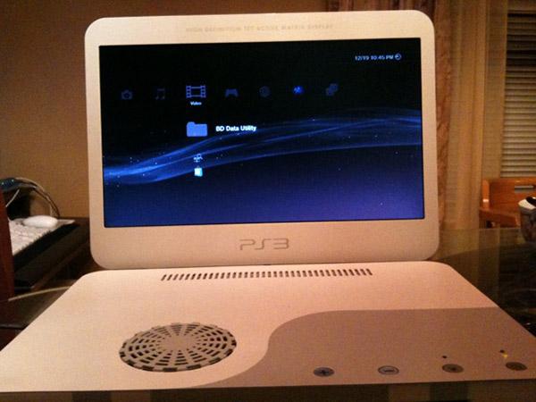 ben heck ps3 slim laptop 2