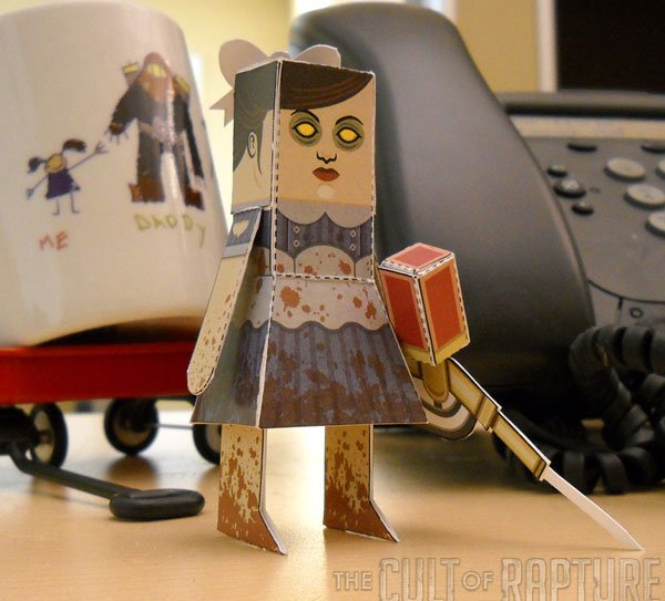 bioshock_2_little_sister_papercraft