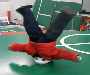 Best Breakdancing Robot Video You'Ll See Today