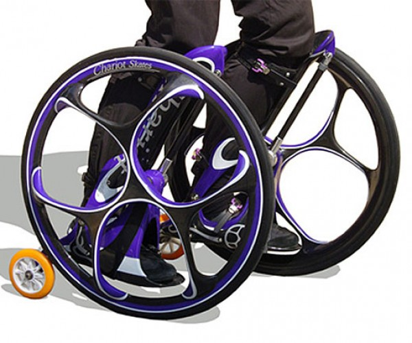 Chariot Skates: One More Way to Get a Sports-Related Injury