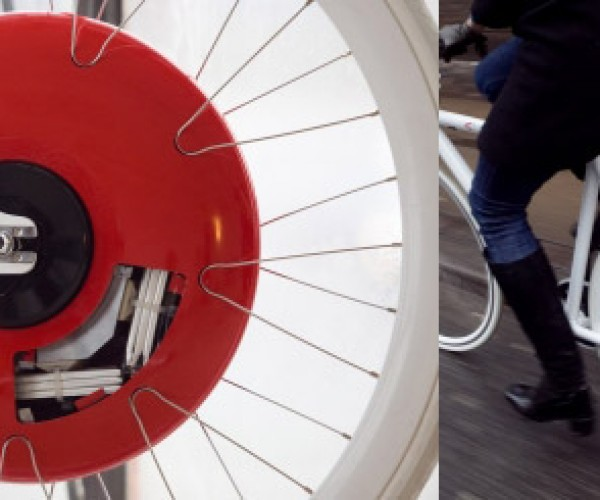The Copenhagen Wheel, Making Your Biking Trip Smarter and Easier