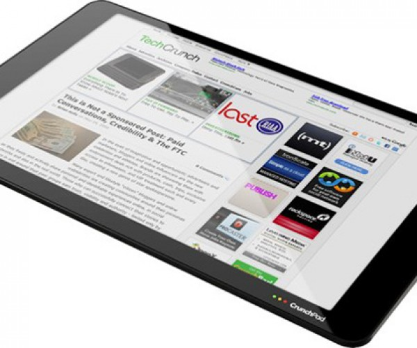 The Crunchpad Project is Dead… or is It?