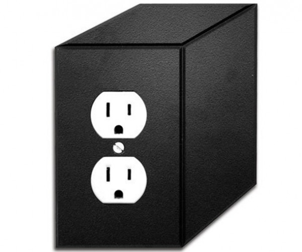Cubic Switchplate Cover Turns on the Style
