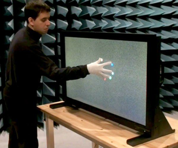 dreamtouch infrared multitouch