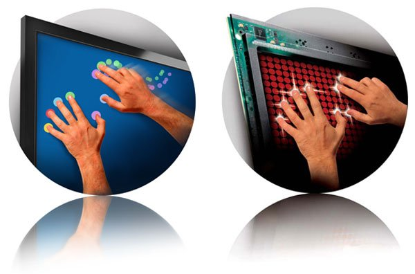 dreamtouch multitouch