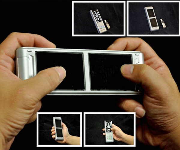 Elan Smart Remote Offers a Multitude of Multitouch Interactions
