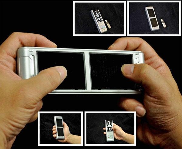 elan smart remote multi touch windows 7