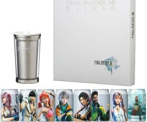 Final Fantasy Xiii Elixir Box Set Can Now be Yours: Drink Up!