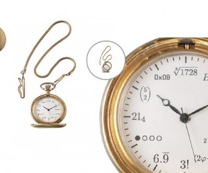 The Geek Pocket Watch: Solve for X
