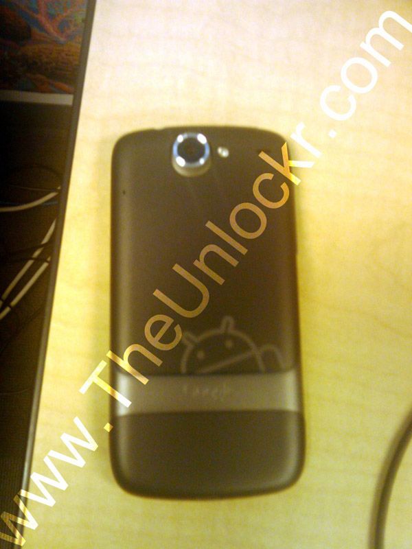nexus one back