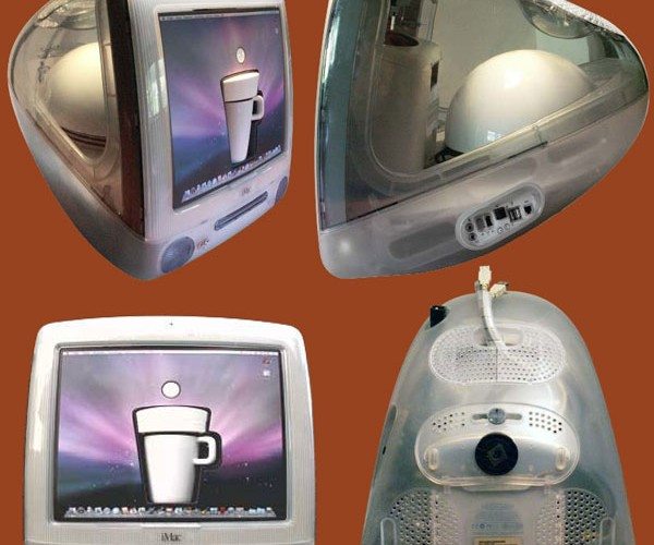IMac Cs Puts Coffee Maker, Subwoofer and Mac Mini in a Single Package – Kitchen Sink Not Included