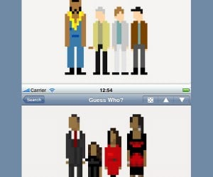 Minipops Go Mobile: 8-Bit Pop Icons Get an iPhone App