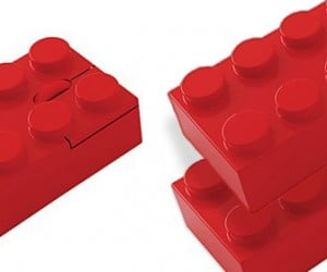 LEGO Mouse: the Clicky Kind