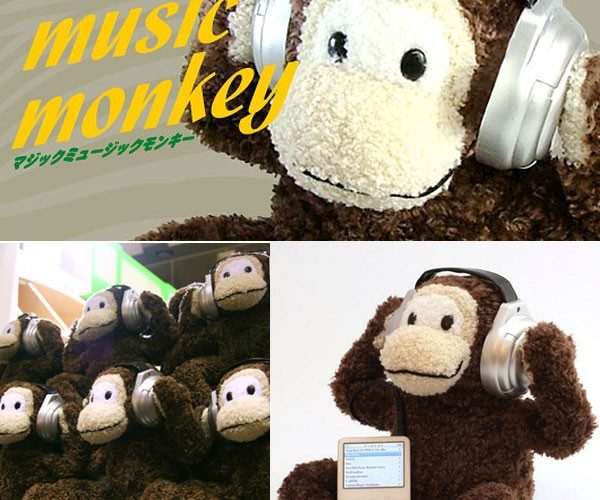 Magic Music Monkey: Dance Monkey, Dance