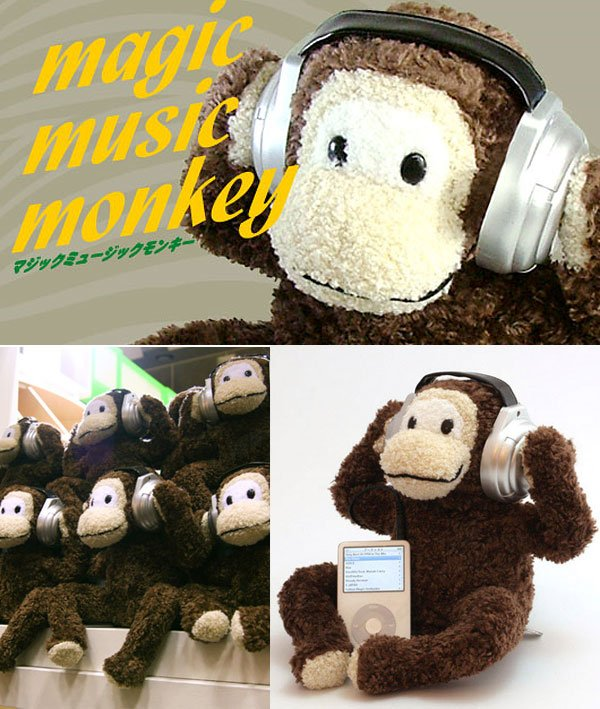 magic music monkey 2