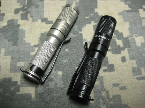maratac aaa flashlights