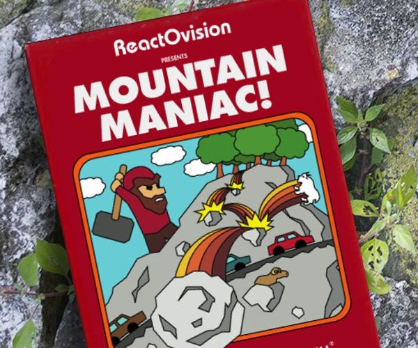 Mountain Maniac: It'S Hammer Time!
