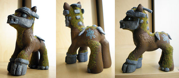 my little pony shadow of the colossus customization
