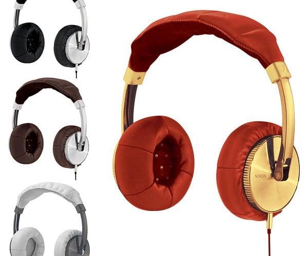 Nixon Master Blaster Headphones: Blast Your Ears in Comfort