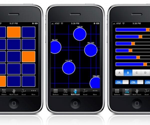 Oscemote: the Ultimate iPhone Remote Control App