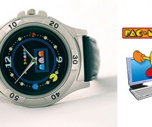 Pac-Man Watch Tells Time With Power Pills