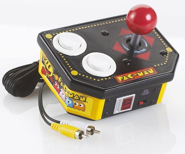 Pac-Man Tv Game Gets Another Update From Jakks