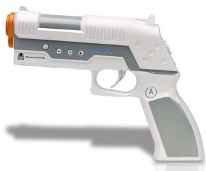 Penguin United Crossfire: Best Wii Gun Controller Yet?