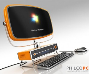 The Amazing Retro-Styled Philco Pc