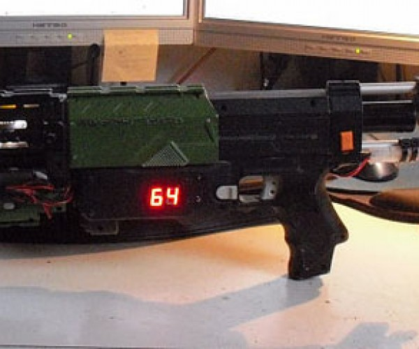 Rfiddler: Rfid Zapper Gun Terminates Rfid Tags for Good