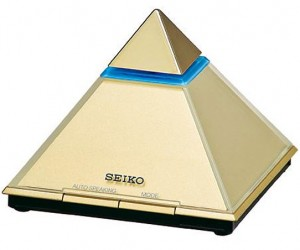 Seiko'S Pyramidtalk Makes a Comeback