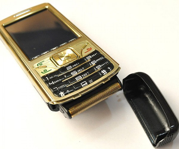 Shave Mobile: the iPhone'S Got Nothing on This