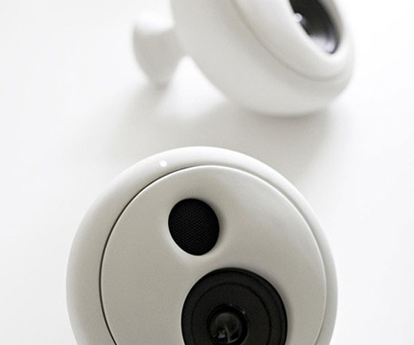 Sound Pot Porcelain Speakers: Handle With Care
