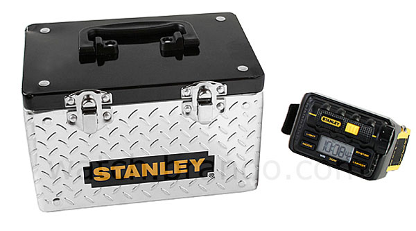 stanley flashlight watch 2