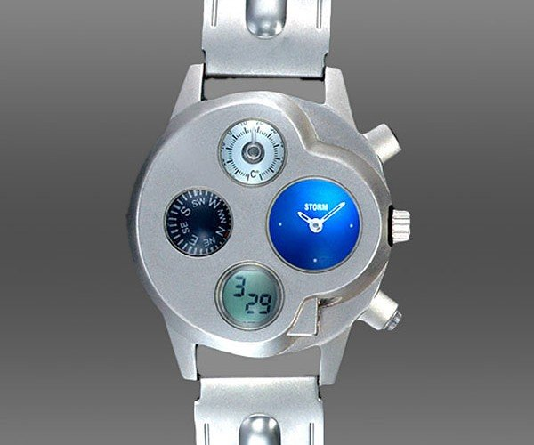 Storm Navigator: the Watch has Too Many Faces
