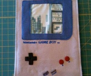 Gameboy Laptop Sleeve for Those Who Want All Portable, All the Time
