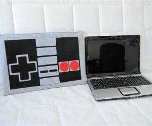 That'S One Giant NES Controller