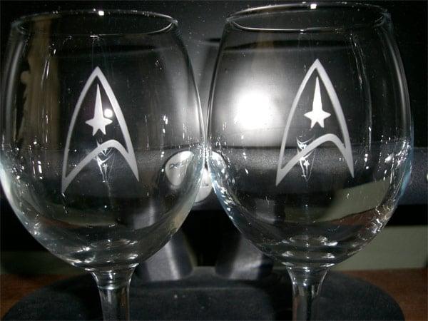 star trek glasses