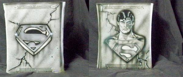 superman xbox mod