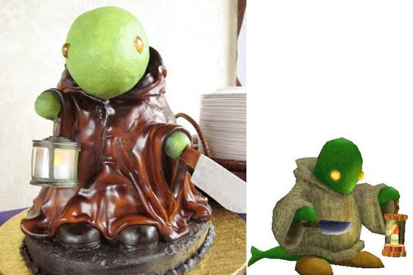 tonberry cake final fantasy