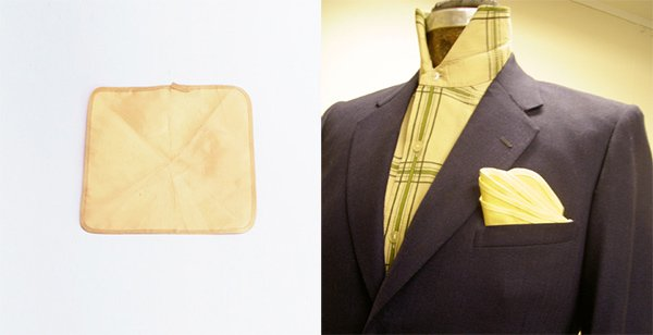 the damned bulletproof pocket square 2