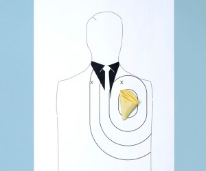 Bulletproof Pocket Square: an Essential Accessory