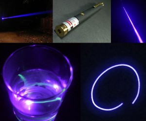 Warnlaser: Fun With Frickin' Laser Beams
